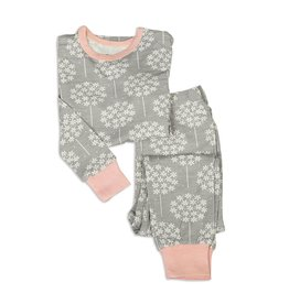 Silkberry Floral Bamboo Pajamas