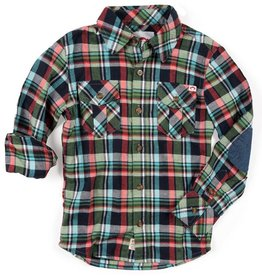 Appaman Park Plaid FLannel Shirt
