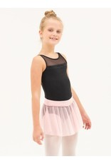CAPEZIO & BUNHEADS A11435C CHILD'S SCALLOP PULL ON SKIRT