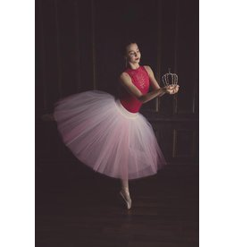 PILLOWS FOR POINTES 7971 WATERCOLOR TUTU