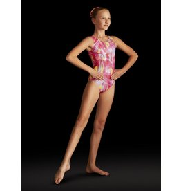LEO'S DANCEWEAR GB121 FOIL TANK LEOTARD