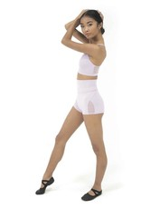 CAPEZIO & BUNHEADS A11506W LACE PANEL SHORT