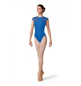 BLOCH & MIRELLA M5068LM PANEL ZIP BACK CAP SLEEVE