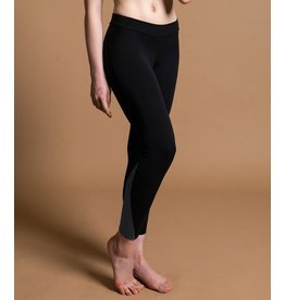 MOTIONWEAR 7268-197 DEVON ANKLE LENGTH TRIANGLE INSERT LEGGING