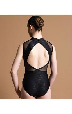 MOTIONWEAR 2693  DIAMOND BACK MOCK NECK