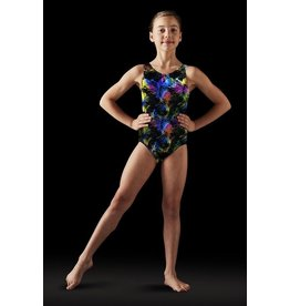 LEO'S DANCEWEAR GB123 FOIL TANK LEOTARD