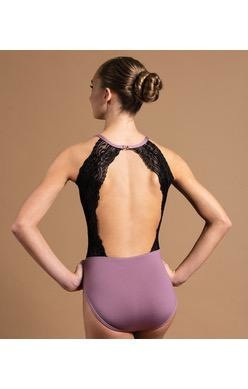 MOTIONWEAR 4350 TENCEL SCALLOP LACE BACK
