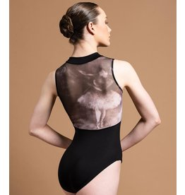 MOTIONWEAR 4146 GEORGIE ADULT ZIP FRONT BALLERINA LEOTARD