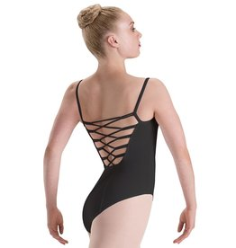 MOTIONWEAR 2535 ADULT OPEN BACK LEO