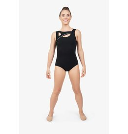 CAPEZIO & BUNHEADS A11649T TWEEN AVENGER CUT OUT LEOTARD