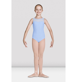 BLOCH & MIRELLA M463C MIRELLA CHILD SWEETHEART NECKLINE TANK LEOTARD