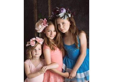 Gianna, Amelia and Katelynn Tenecyk
