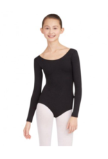 CAPEZIO & BUNHEADS ATB135 ADULT TEAM BASIC LONG SLEEVE LEOTARD
