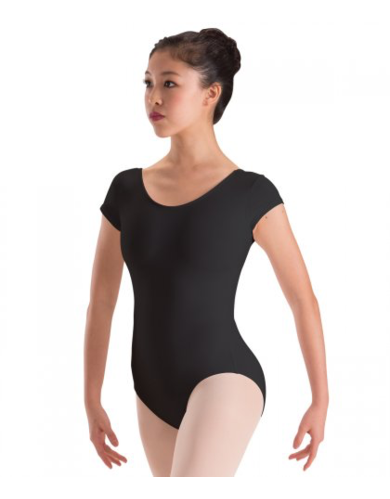 MOTIONWEAR 2105A ADULT CLASSWEAR CAP SLEEVE LEOTARD