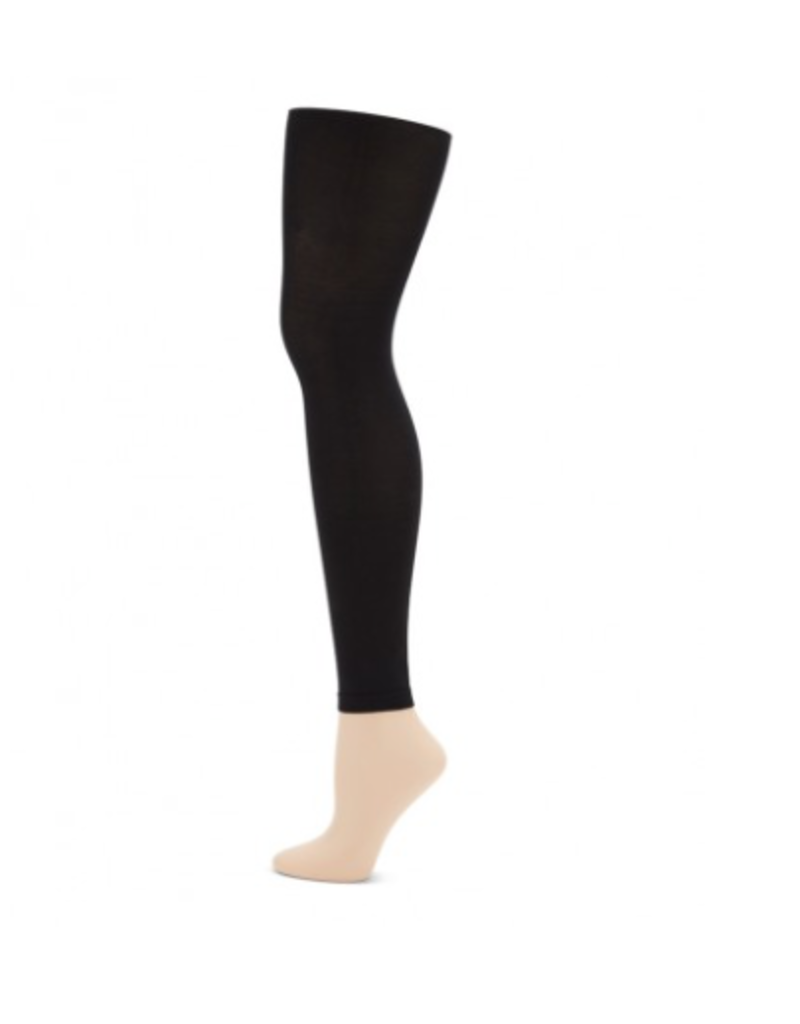 CAPEZIO & BUNHEADS A140 ADULT HOLD & STRETCH FOOTLESS TIGHTS