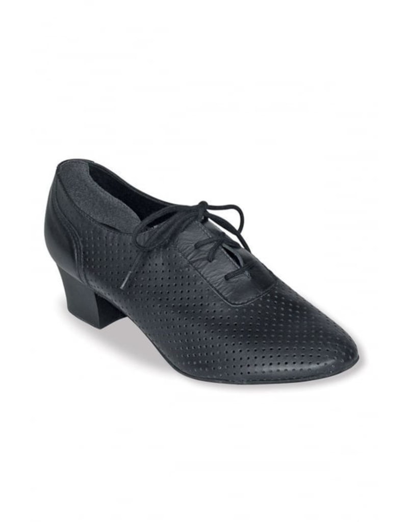 """SO DANCA BL54 RORY LEATHER OXFORD 1.5"""" CUBAN PRACTICE SHOE"""