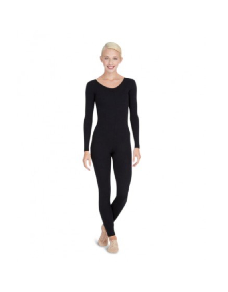 CAPEZIO & BUNHEADS ATB114 ADULT LONG SLEEVE UNITARD