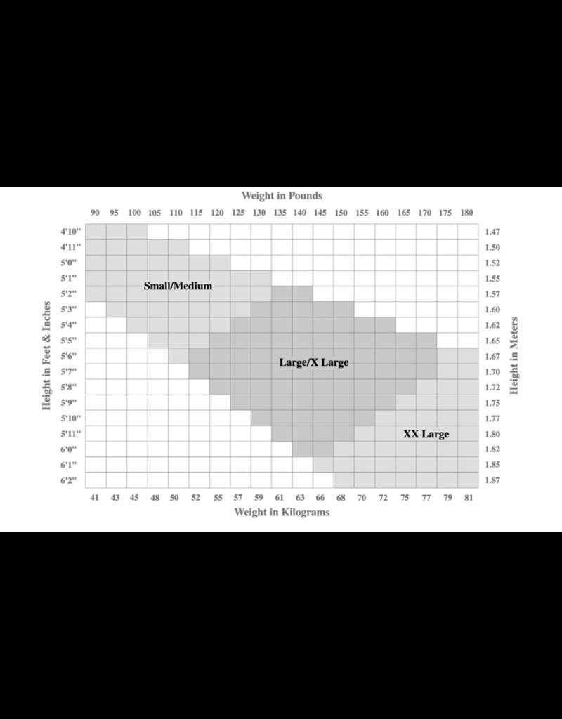 CAPEZIO & BUNHEADS A1916 ULTRASOFT WAISTBAND TRANSITION ADULT TIGHT