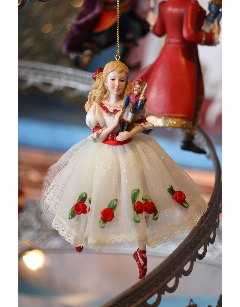 KURT S. ADLER C9250 NUTCRACKER SUITE ROYALTY ORNAMENTS
