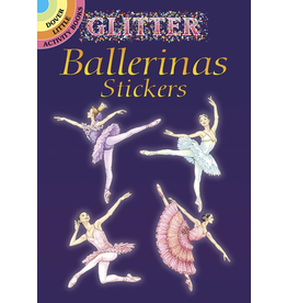 DOVER PUBLICATIONS 441105 BALLERINA STICKERS ADVANCED