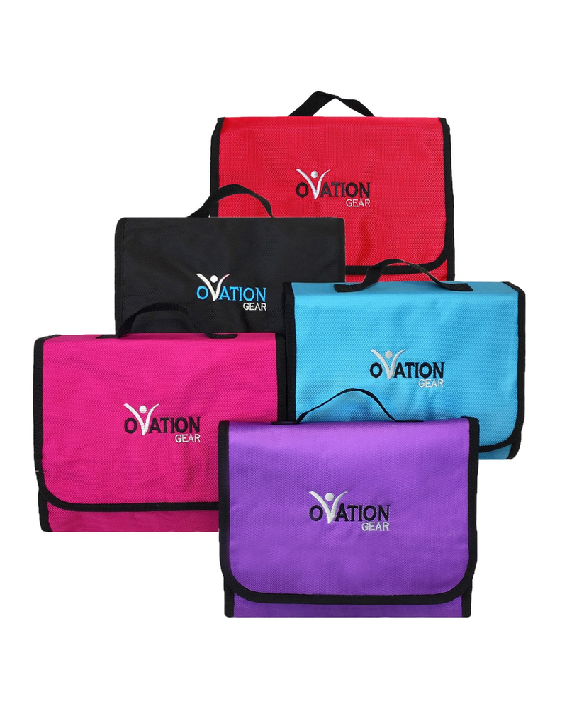 OVATION 2603 HANGING FOLDING COSMETIC ACCESSORY BAG