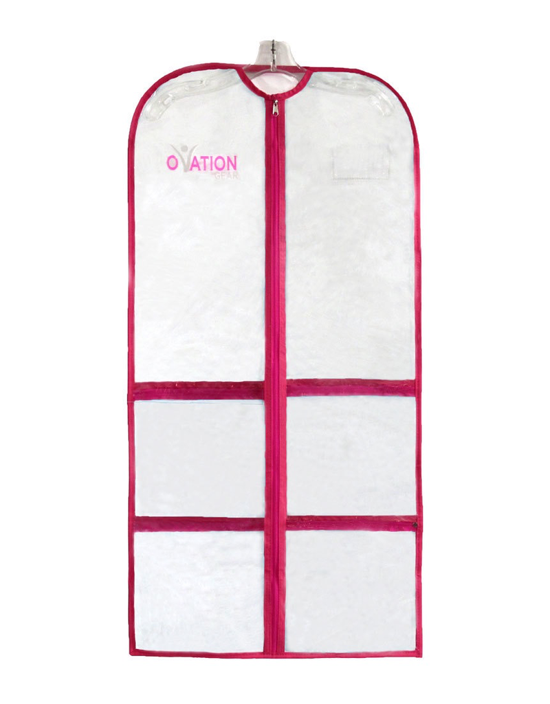 OVATION 3107 CLEAR COSTUME GARMENT BAG