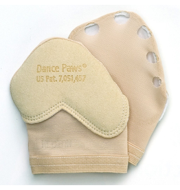 DANCE PAWS DP ADJUSTABLE DANCE PAW LYRICAL SHOE