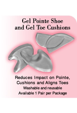 PILLOWS FOR POINTES PFP19-L GEL BUDDY TOE SEPARATOR
