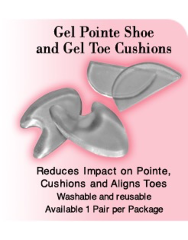 PILLOWS FOR POINTES PFP19-M GEL BUDDY TOE SEPARATOR