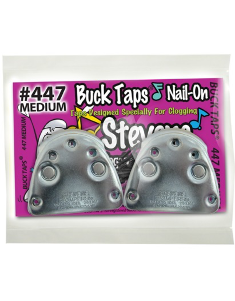 STEVENS STOMPERS BUCKTAP-447 LADIES BUCK TAPS
