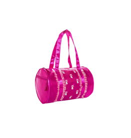 HORIZON DANCE IM1420 RUFFLE DUFFEL SATIN DANCE BAG