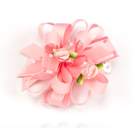 DASHA DESIGNS 3903 ROSEBUD BOW BARRETTE