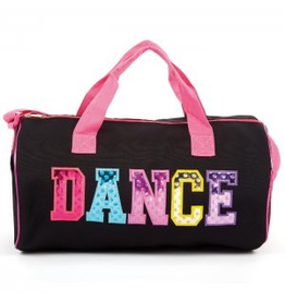 DASHA DESIGNS 4997 ABC DANCE DUFFEL BAG