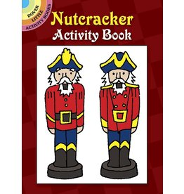 DOVER PUBLICATIONS NUTCRACKER ACTIVITY BOOK