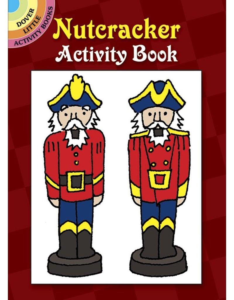 DOVER PUBLICATIONS NUTCRACKER ACTIVITY BOOK