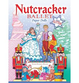 DOVER PUBLICATIONS NUTCRACKER BALLET PAPER DOLLS