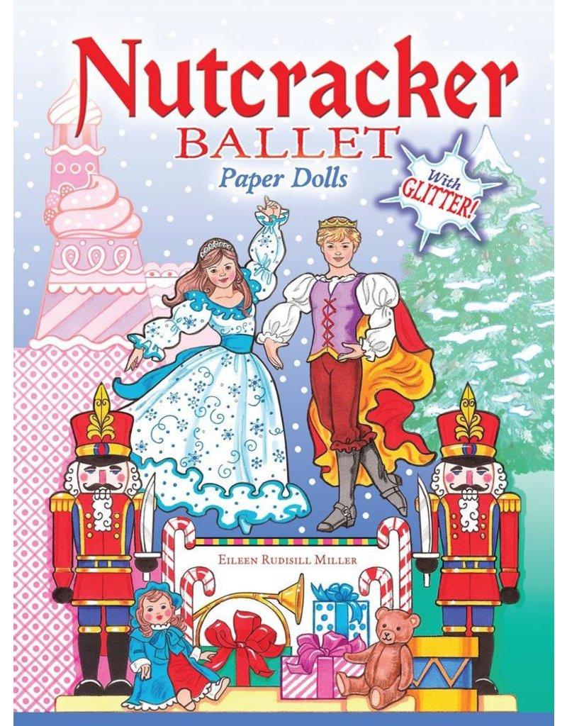 DOVER PUBLICATIONS NUTCRACKER BALLET PAPER DOLLS