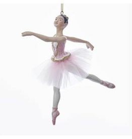 KURT S. ADLER E0238 ASIAN BALLERINA ORNAMENT