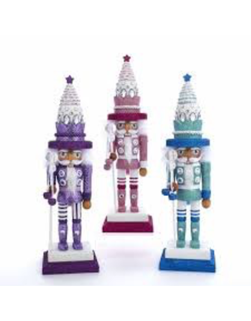 KURT S. ADLER HA0413 HOLLYWOOD BEJEWELED NUTCRACKER