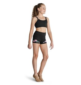 BLOCH & MIRELLA KA043S JUNGLE PANEL SHORT