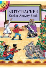 DOVER PUBLICATIONS NUTCRACKER STICKER ACTIVITY BOOK