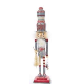 KURT S. ADLER HA0393 HOLLYWOOD TALL & SKINNY NUTCRACKER