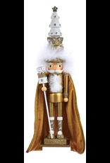 KURT S. ADLER HA0484 HOLLYWOOD KING NUTCRACKER
