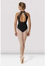 BLOCH & MIRELLA M8024LM HIGH NECK OPEN BACK HALTER