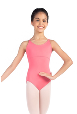SO DANCA RDE2078 JULIET DOHERTY BE YOU BE BEAUTIFUL SUBLIME DOUBLE CAMISOLE LEOTARD
