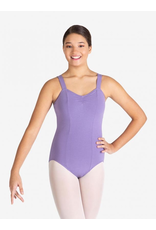 CAPEZIO & BUNHEADS ASE1012C STUDIO COLLECTION PINCHED FRONT TANK LEOTARD