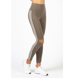 HARD TAIL MMFT05 RACING STRIPE HAUTE LEGGING
