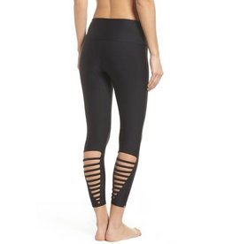 ONZIE 2059 ELEVATE TRIANGLE CALF CUT OUT MIDI LEGGING