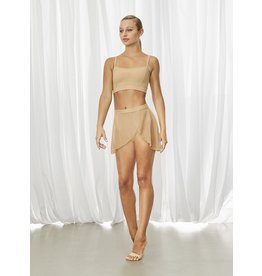 BLOCH & MIRELLA R3521 JAYLYN PERFORMANCE MESH SKIRT