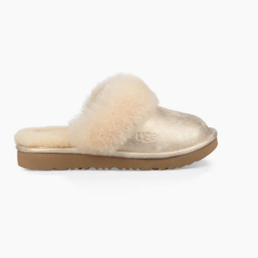 UGG COZY II METALLIC SLIPPER